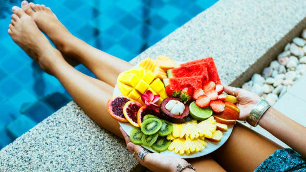 alimentacion para nadadores