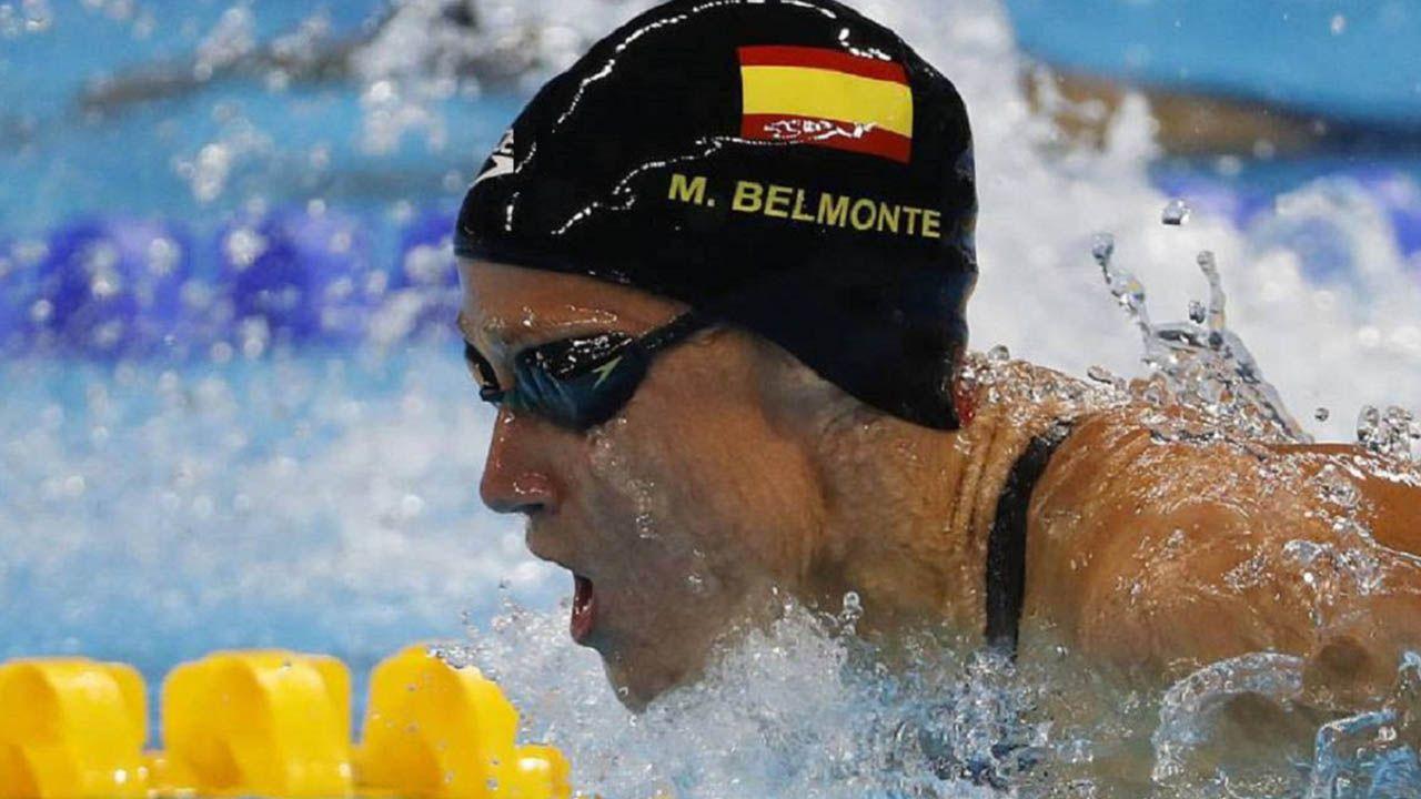 Sirena Mireia Belmonte