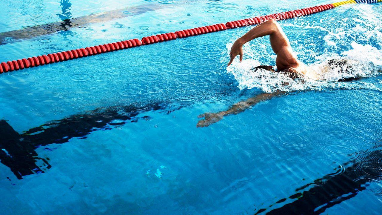 codo alto en natacion tecnica