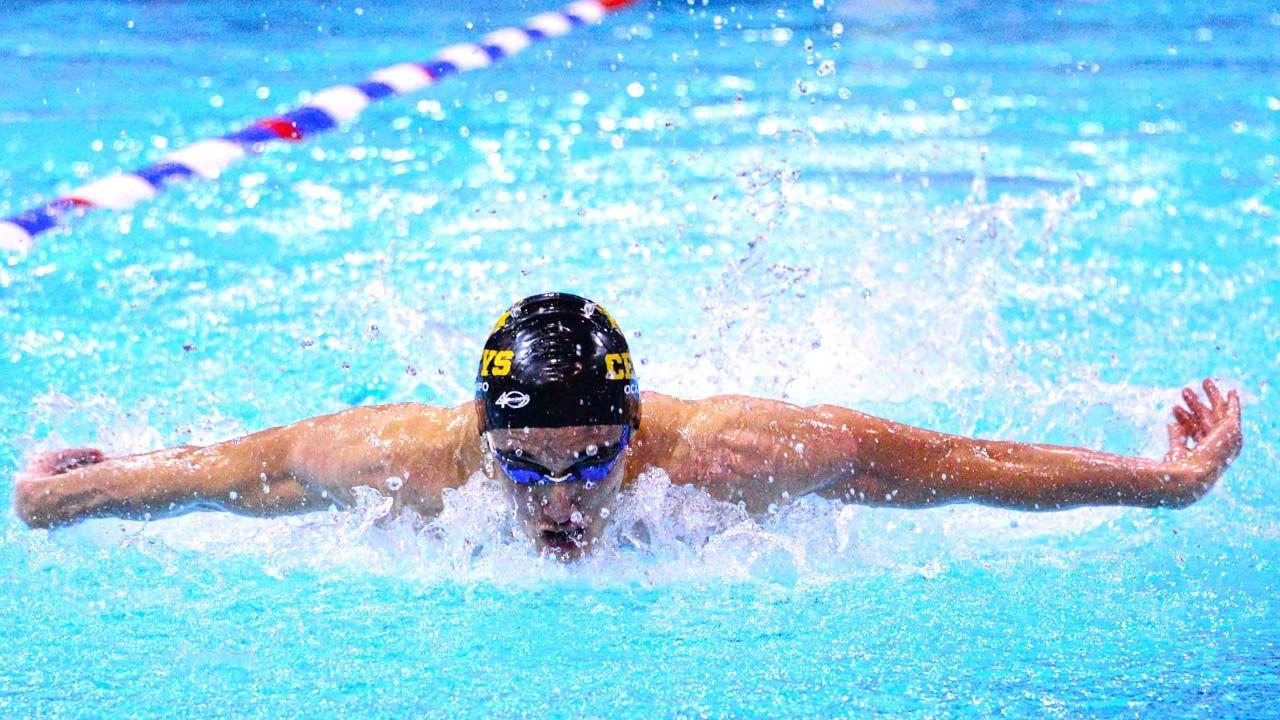 ejercicios de resistencia aeróbica y anaeróbicaen natación