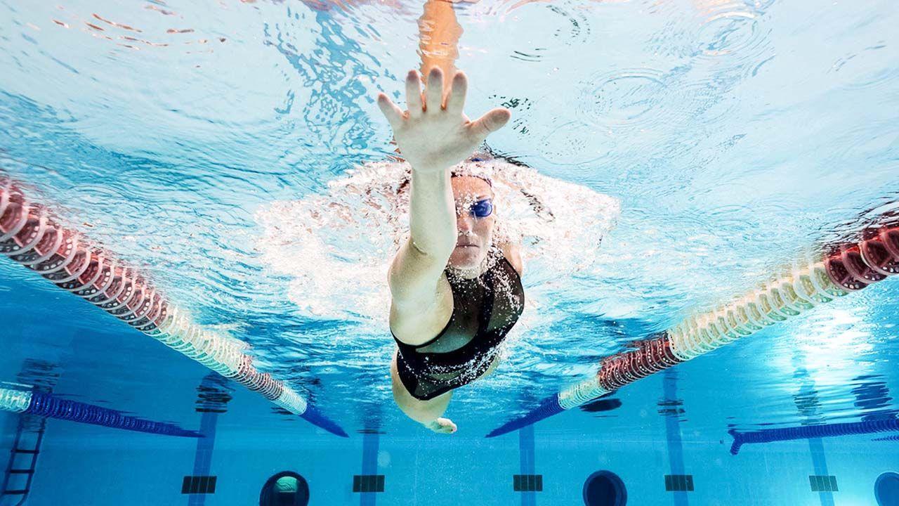 ejercicios en natacion