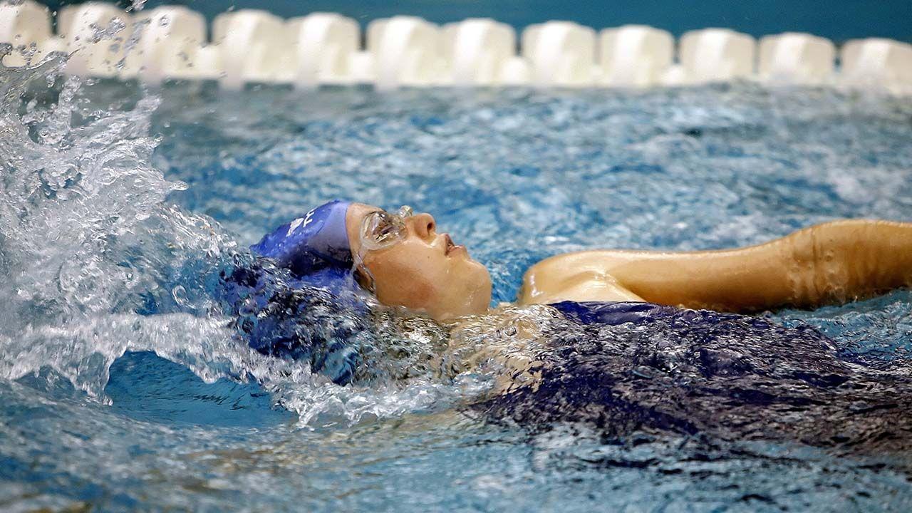 ejercicios para respiración en natación