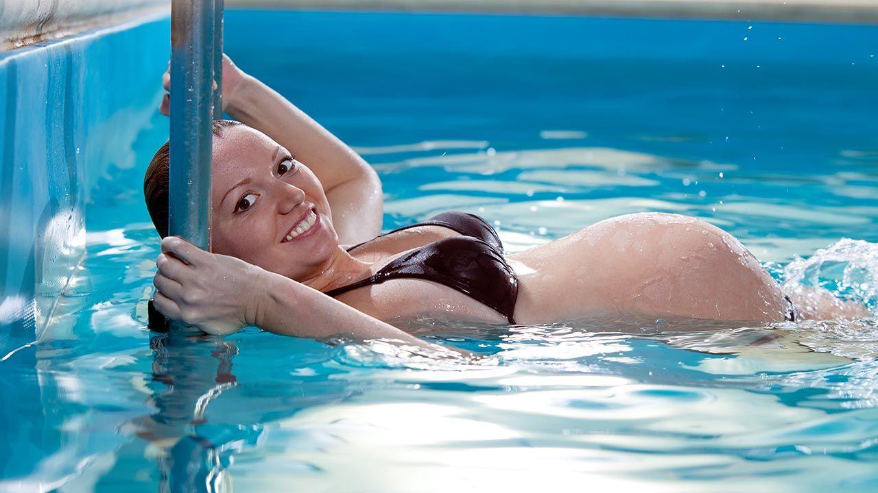 beneficios de la natación para embarazadas