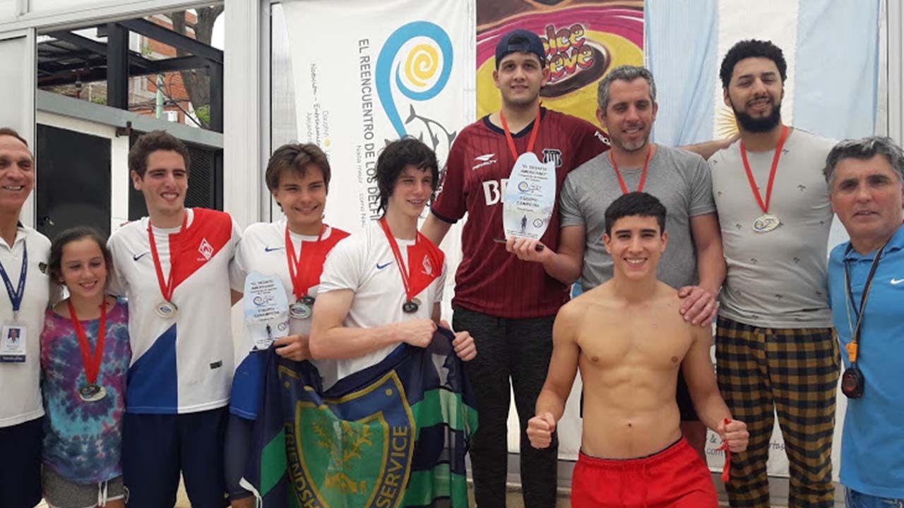 campeonato de natacion