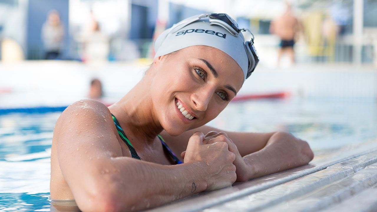 cuidar las antiparras de natacion