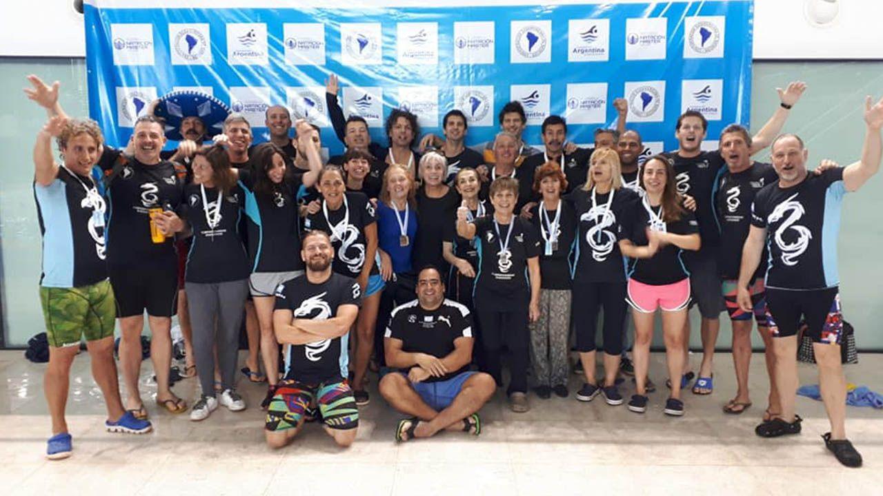 Campeonato Argentino Master 2018