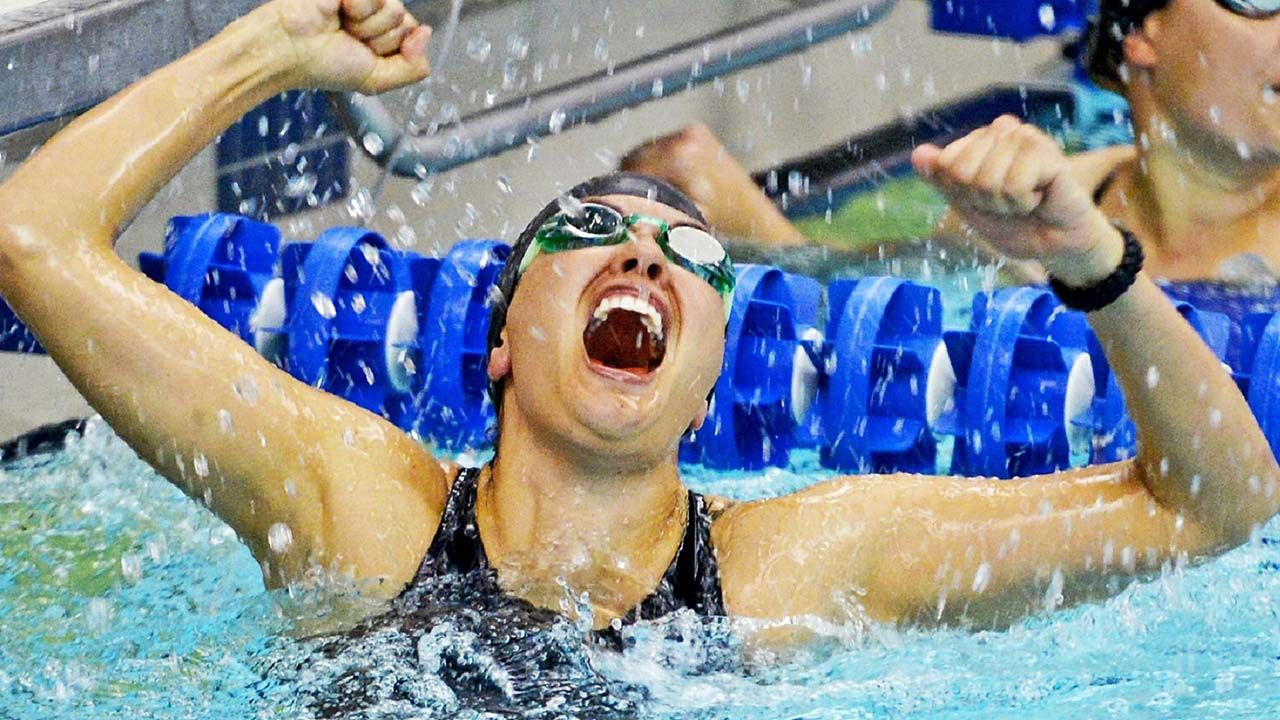 natacion competencia