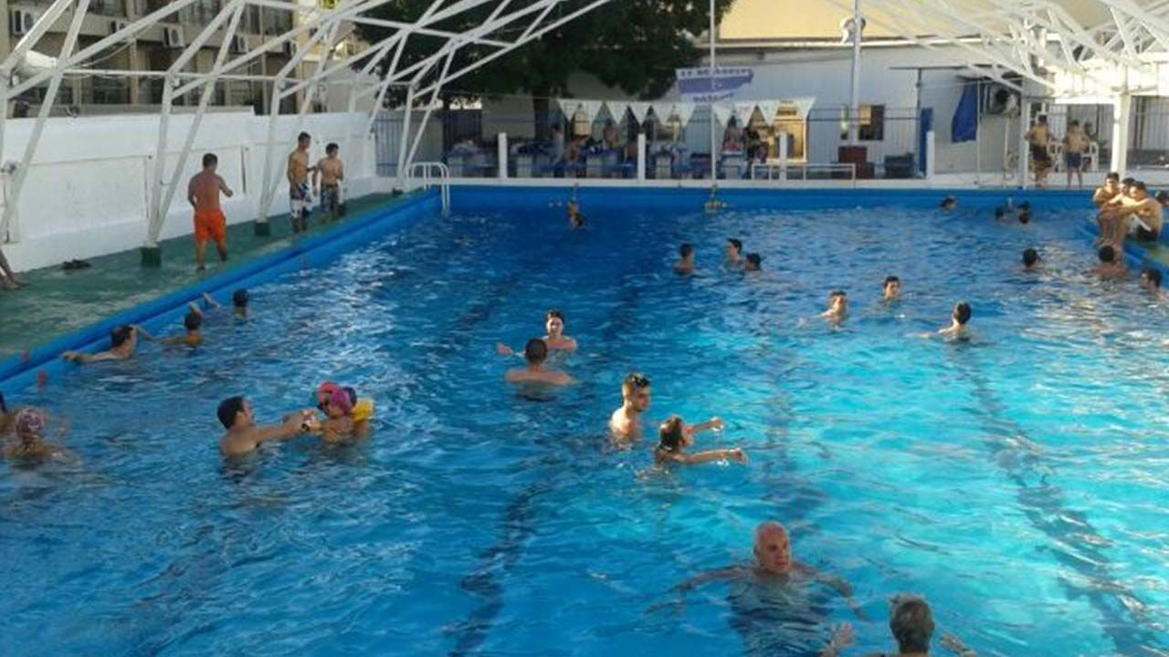 pileta de natacion
