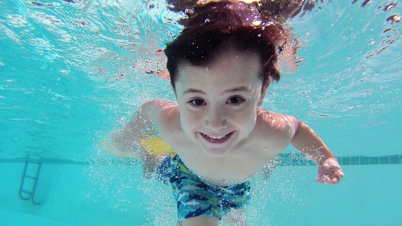 natacion es buena para el asma