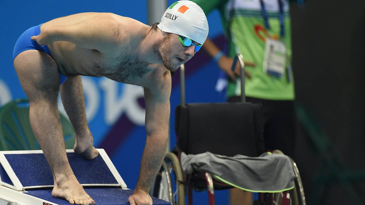 natacion paralimpica
