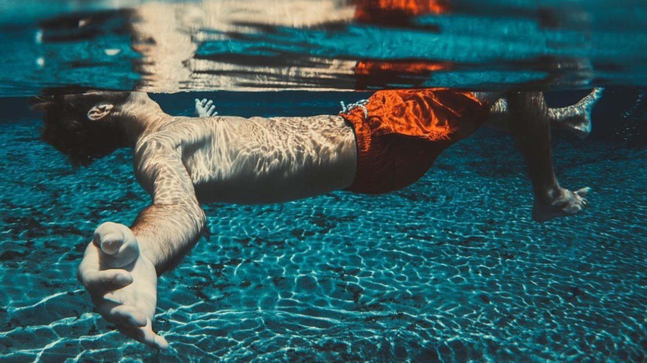 Accidentes más comunes en natación
