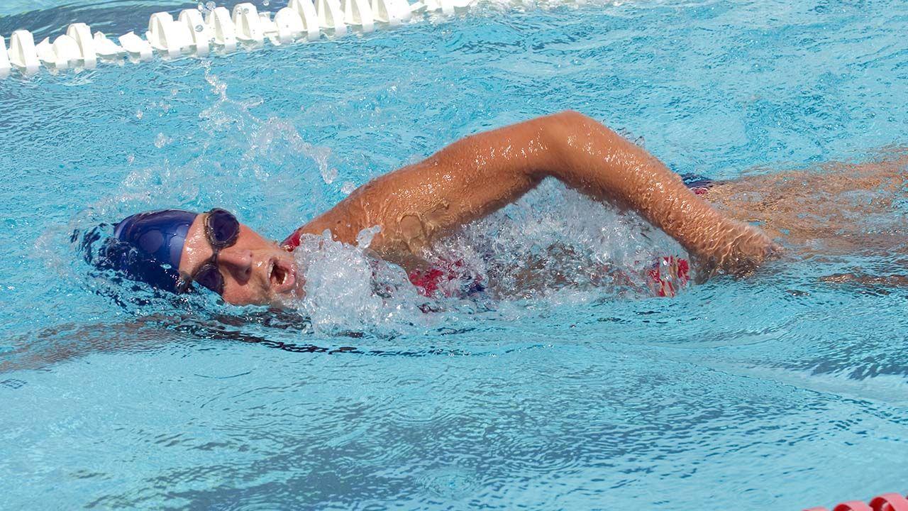 estilo mas rapido en natacion