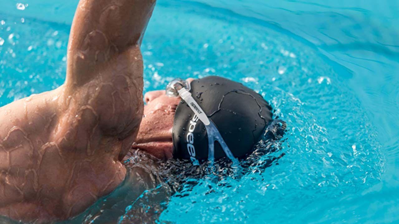 Ejercicios de tracción en natación